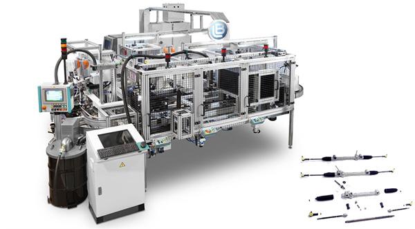Automatic handling systems LANBI06