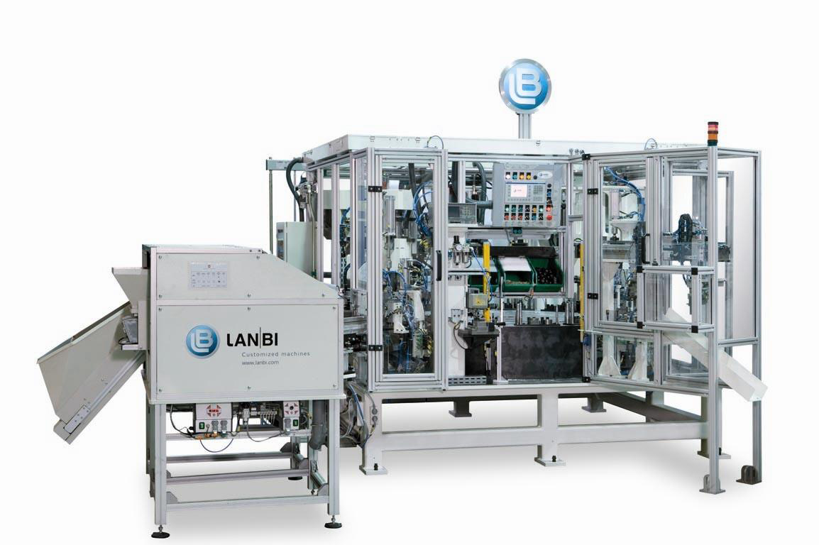 Automatic handling systems LANBI_STABILIZER ASSEMBLY CIRCULAR MACHINE