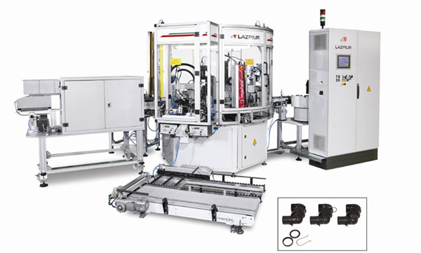 Sistemas de manipulación automática LAZPIUR04