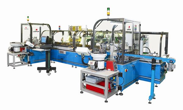 Máquinas especiales y máquinas transfer de mecanizado LAZPIUR06