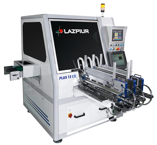 Special assembly machines/lines LAZPIUR_PLUS 13 CII