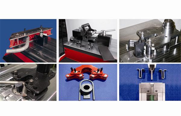 Curvadoras para barras, perfiles y tubos LOAR03