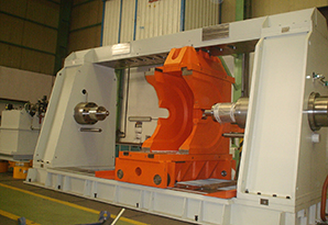 Other hydraulic presses LOIRE HYDRAULIC WHEEL PRESS