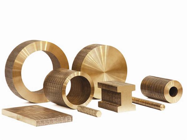 Bronze alloys RANGE OF PROFILES AND SIZES Mecauto03