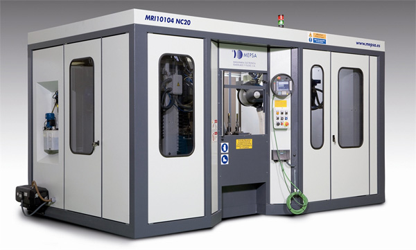 Máquinas rotativas de lijado y/o pulido MEPSA02