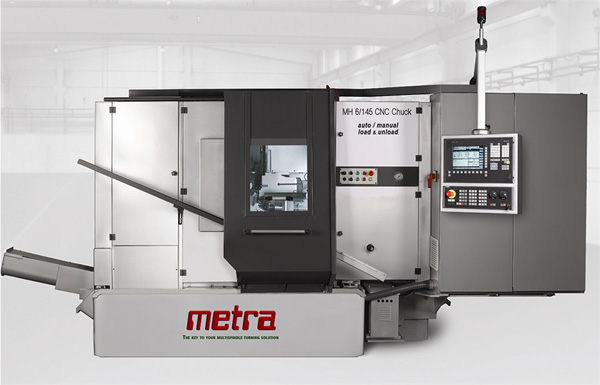 Multi-spindle lathes METRA01