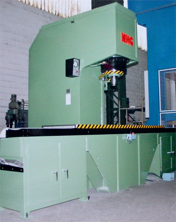 Other hydraulic presses MHG05