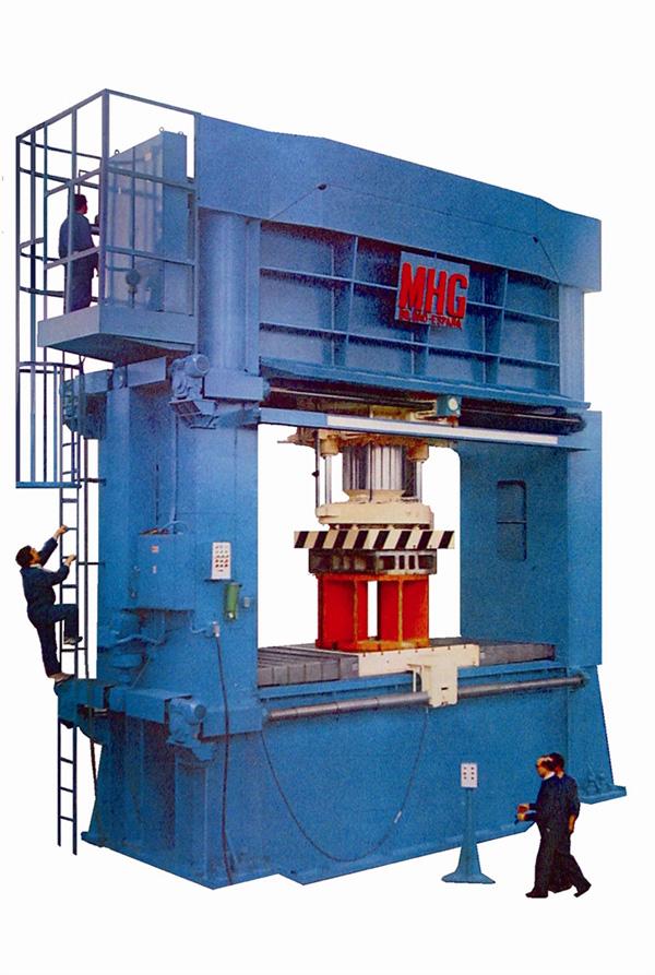 Otras prensas hidráulicas MHG06