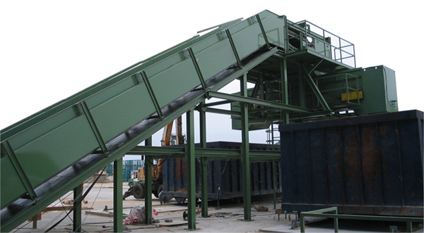 Waste conveyors MOSNIC3