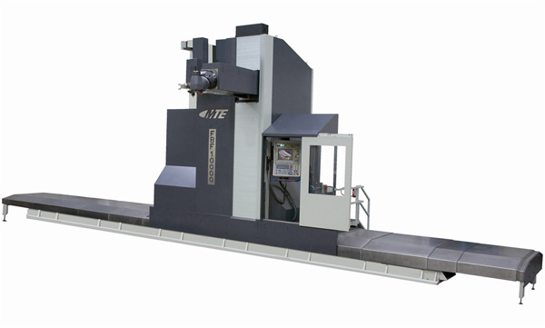 Travelling column milling machines MTE01