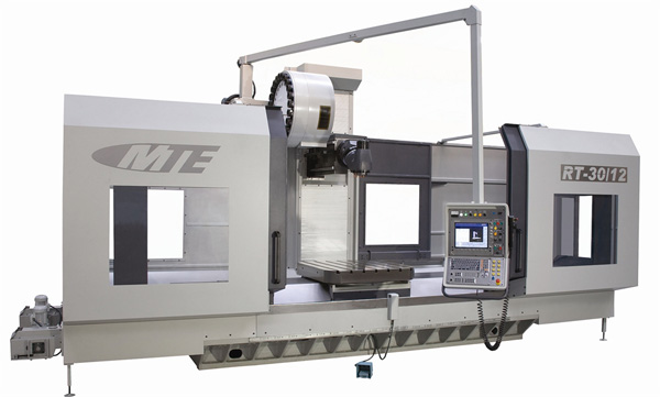 Bed type milling machines MTE04