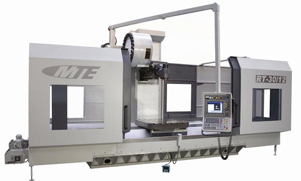 Fresadoras de bancada fija MTE04