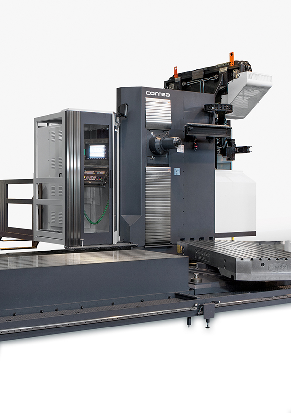Travelling column milling machines CORREA_TRAVELLING COLUMN MILLING