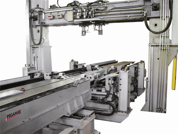 Otros sistemas de manipulación, automatización industrial y montaje PEGAMO08