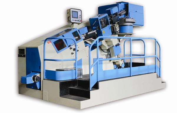 Máquinas para laminar roscas de tornillos SASPI2