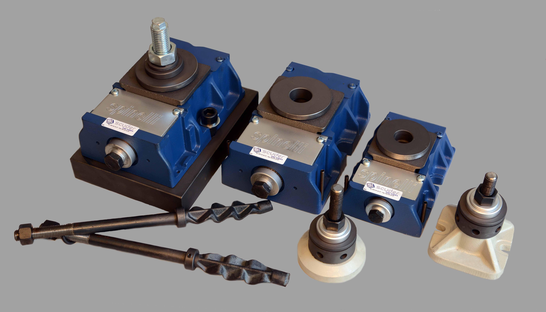 Otros accesorios Scuder Niveladores y Accesorios de Anclaje