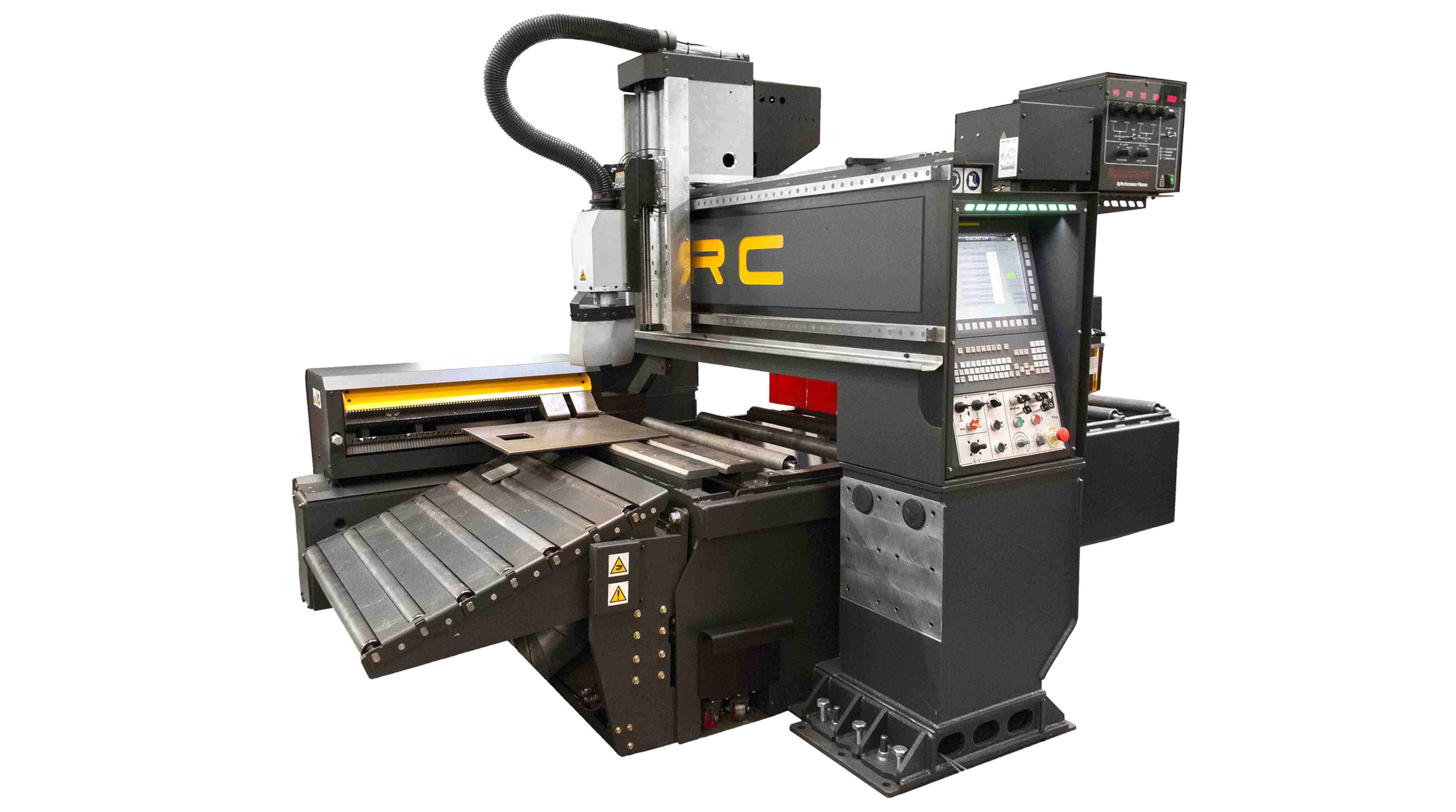 Otras máquinas para el trabajo de la chapa DRC