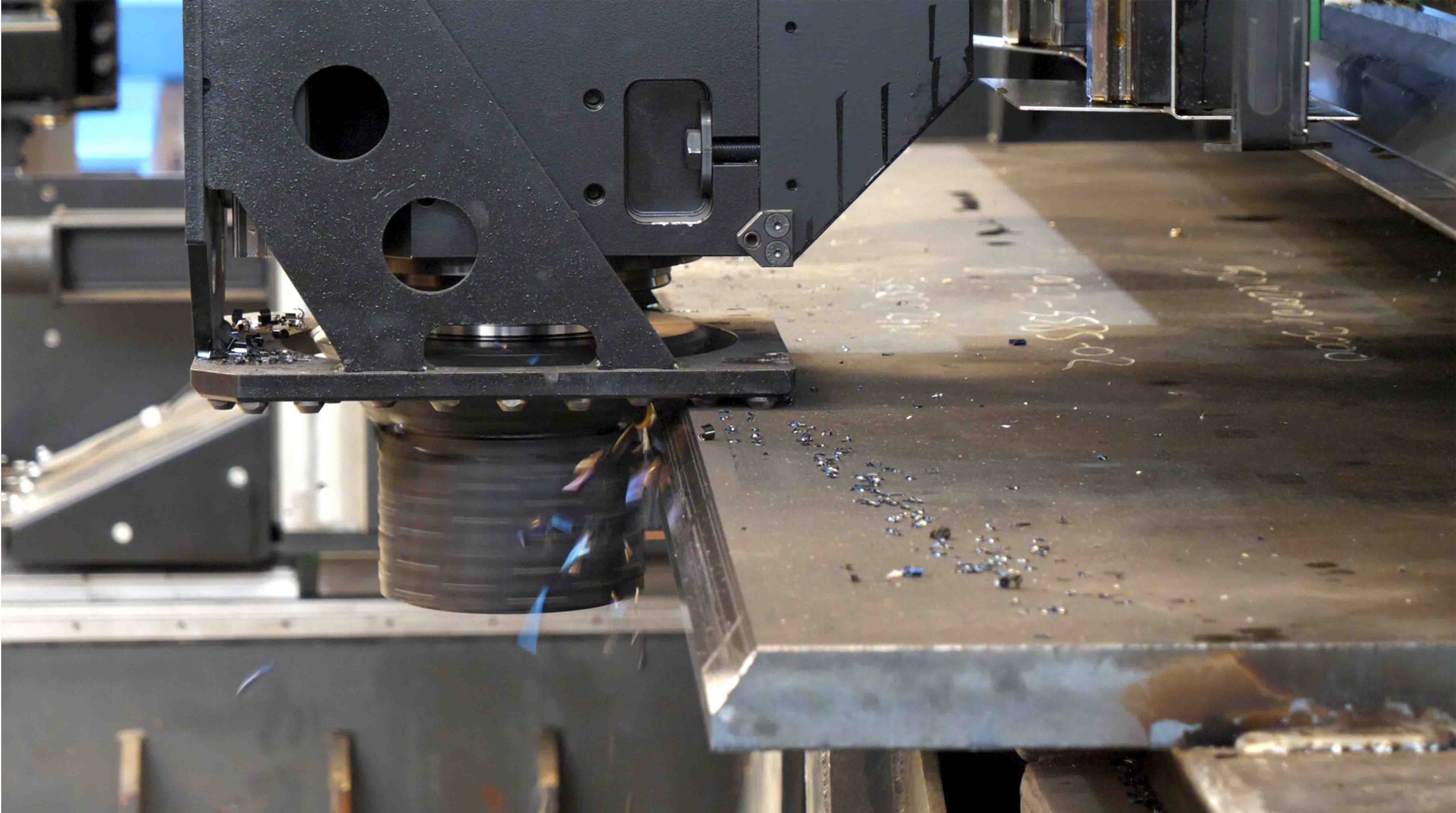 Other machining centres and solutions TRF