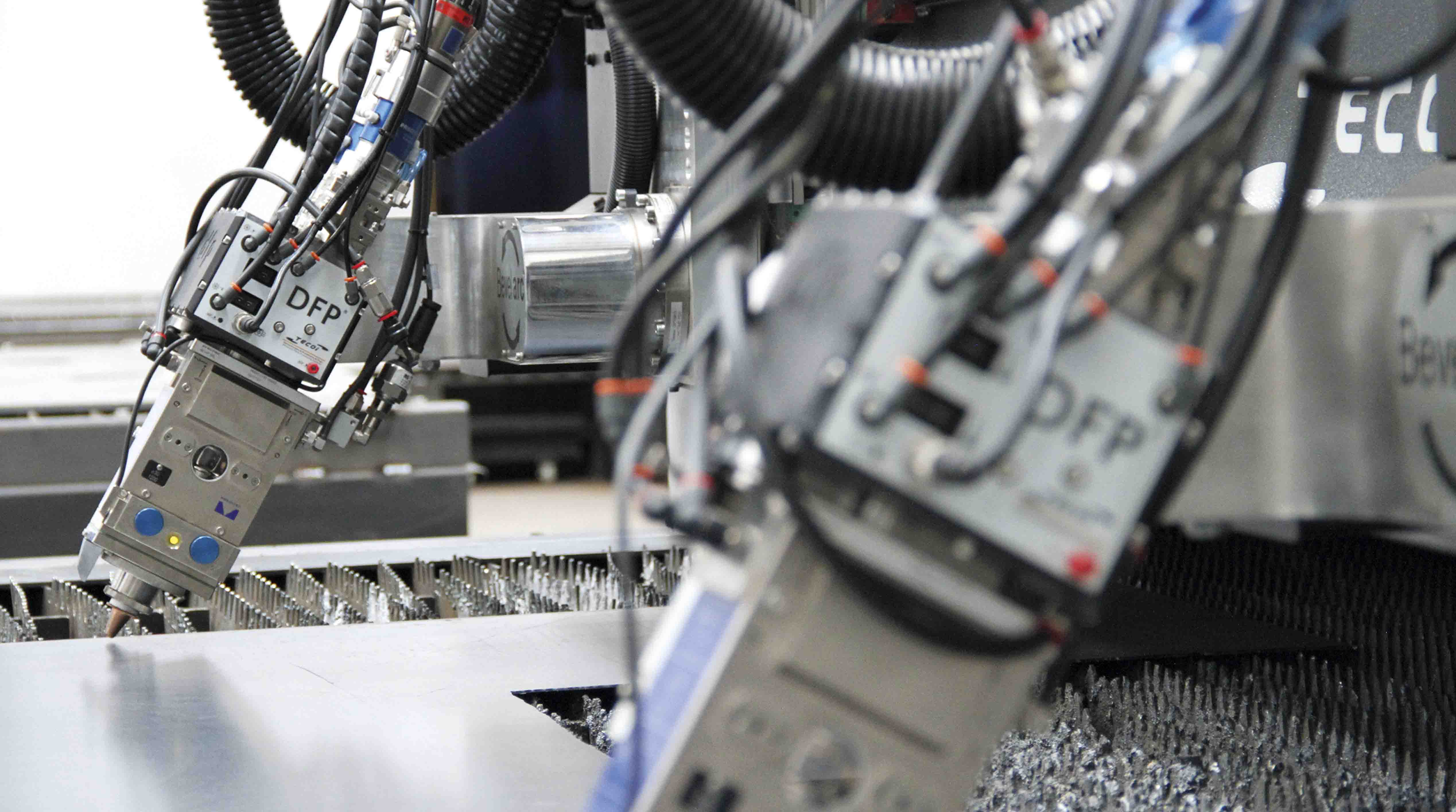 Other machines, systems and manufacturing technologies DFP
