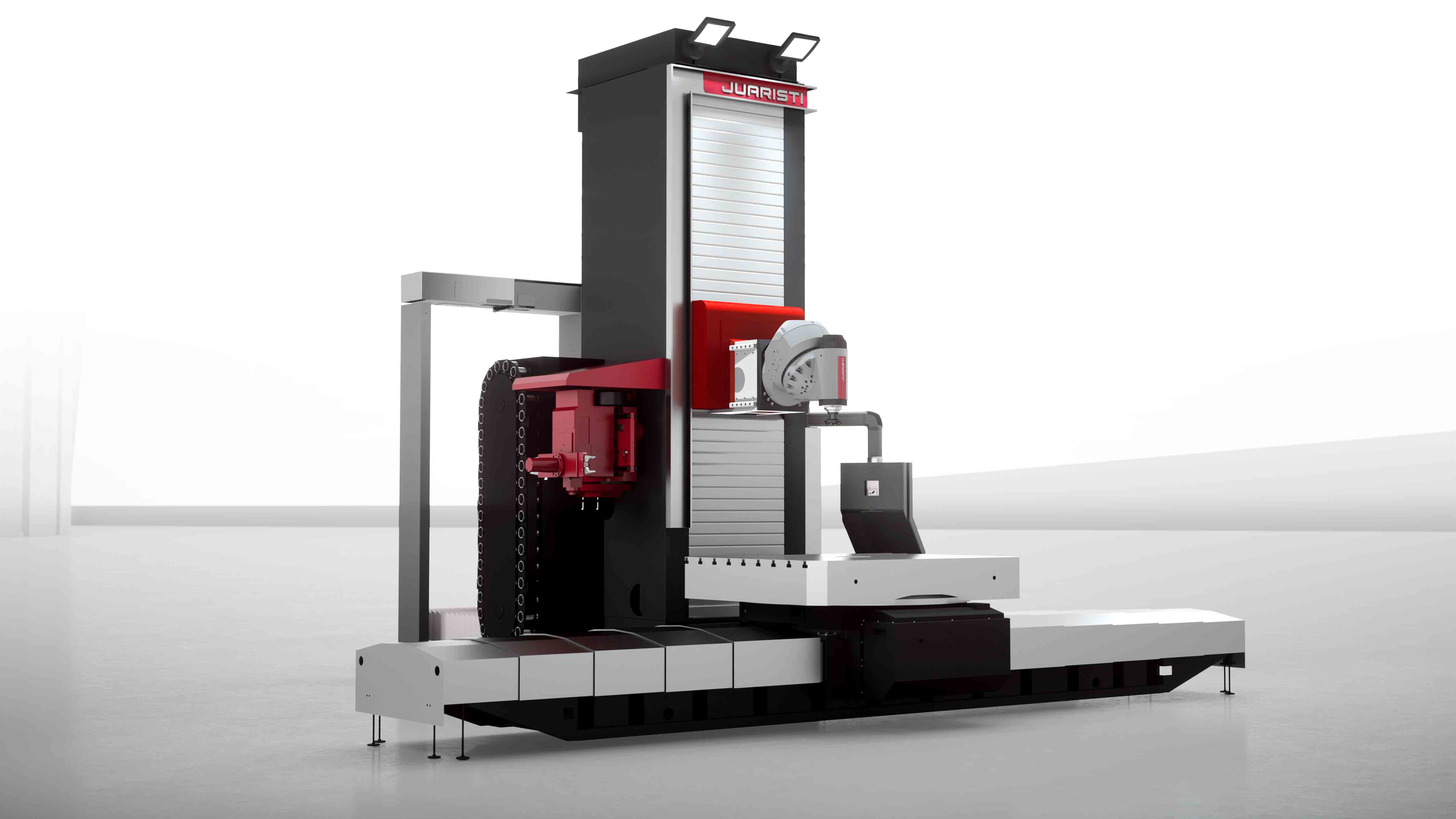 Bed type milling machines with fixed table TX SERIES - Planer type milling center