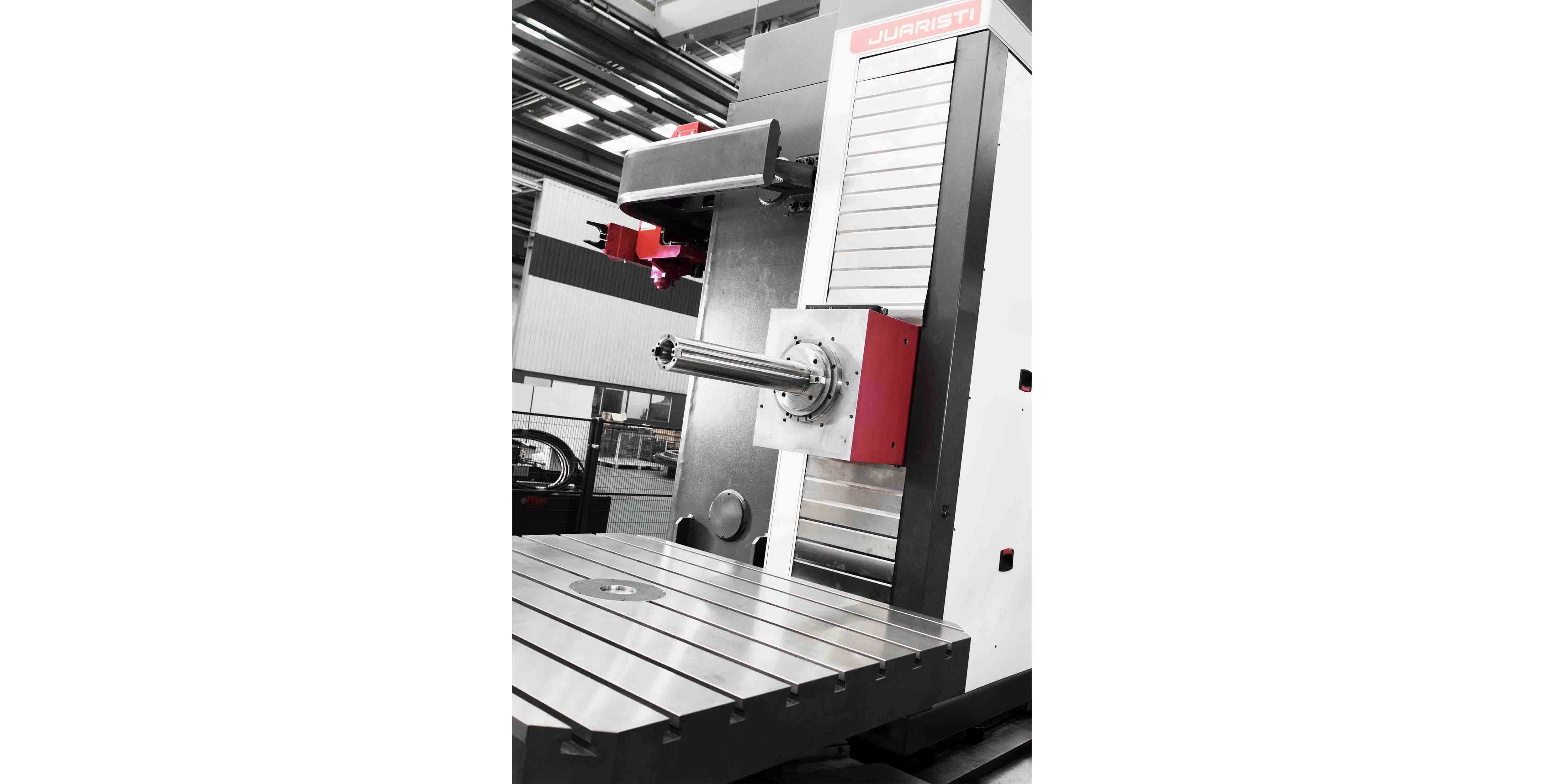 Precision floor type boring and milling machines TL-S SERIES - Horizontal boring-milling machine