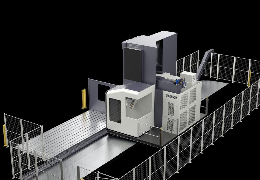 Fresadoras de columna móvil Modelo FBF-M