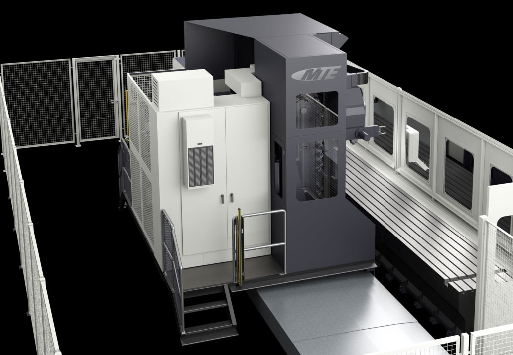 Fresadoras de columna móvil Modelo FBF-S