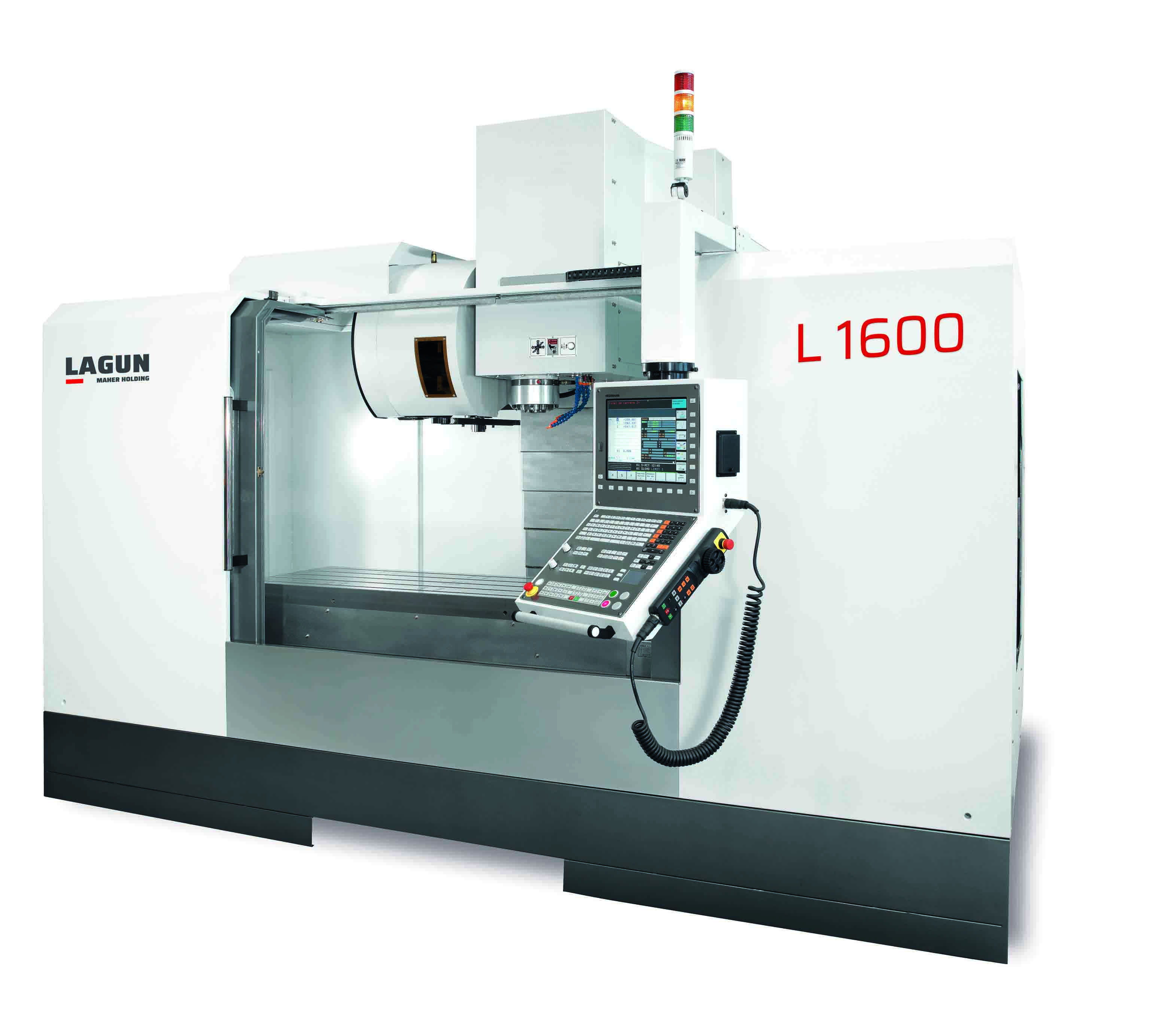 High speed vertical machining centres Vertical Machining Centre: L 1600 model