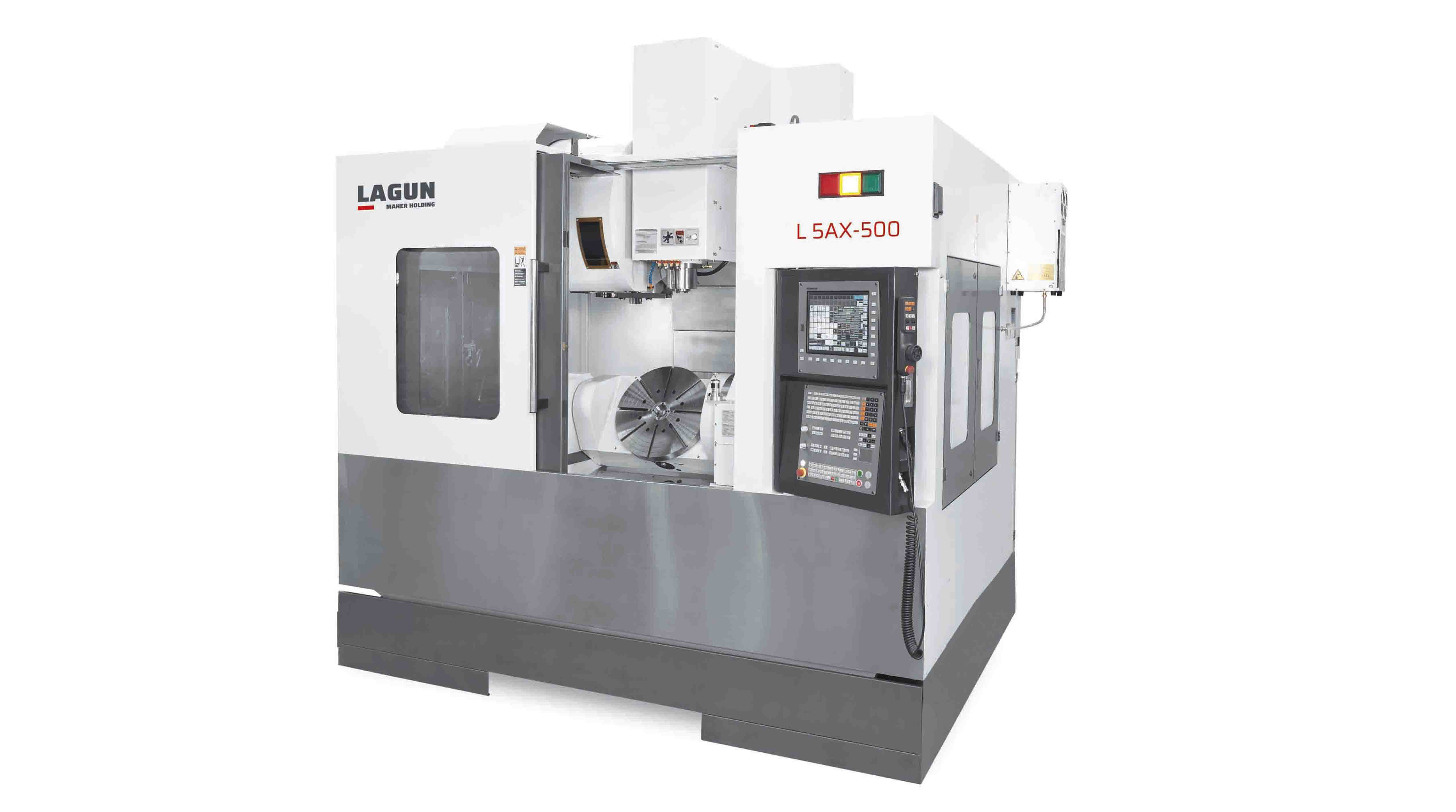 5 Axes Simultaneous Machining Centre: L 5AX-500 model