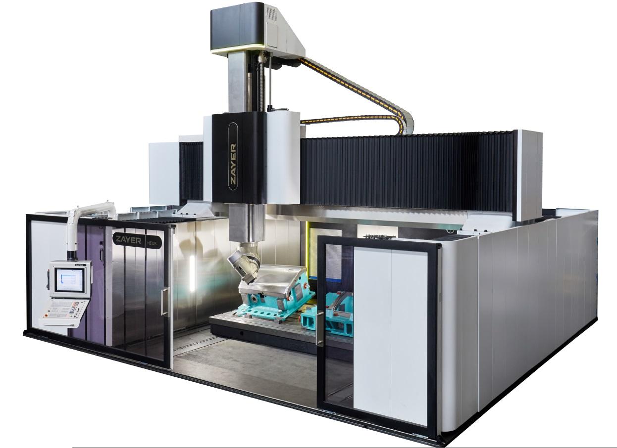 Gantry milling machines NEOS