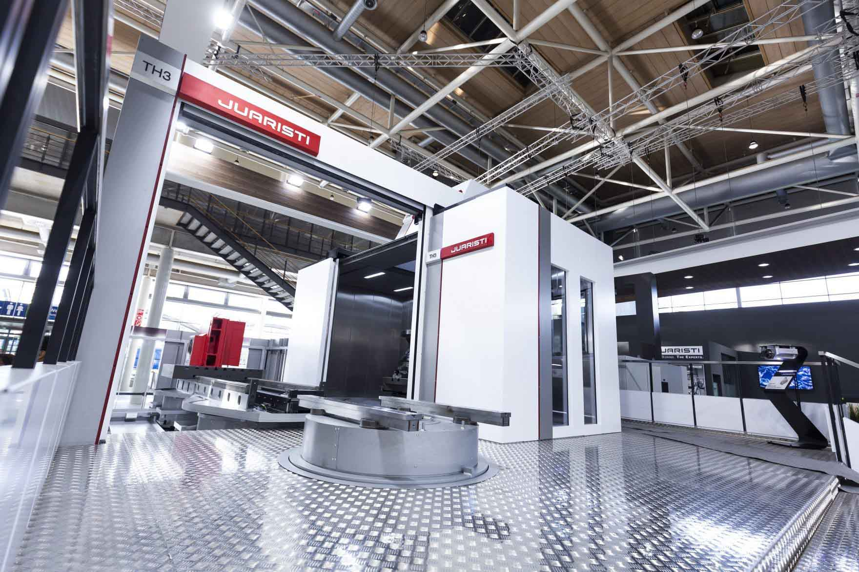 Multi-function machining centres TH SERIES - Five Axis Universal Machining Center