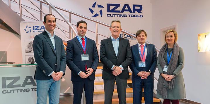 La Diputación foral de Bizkaia estudia a IZAR como ejemplo para otras empresas del territorio