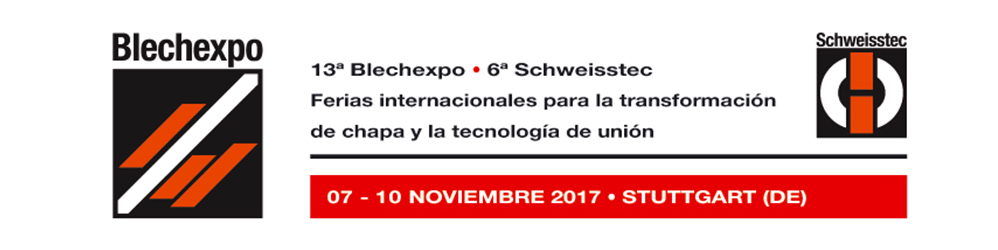 BLECHEXPO 2017 Exhibition