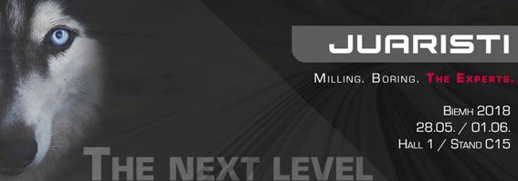 JUARISTI presenta el Centro de Mecanizado Multi-función TH3 y su nuevo concepto de Máquina Inteligente