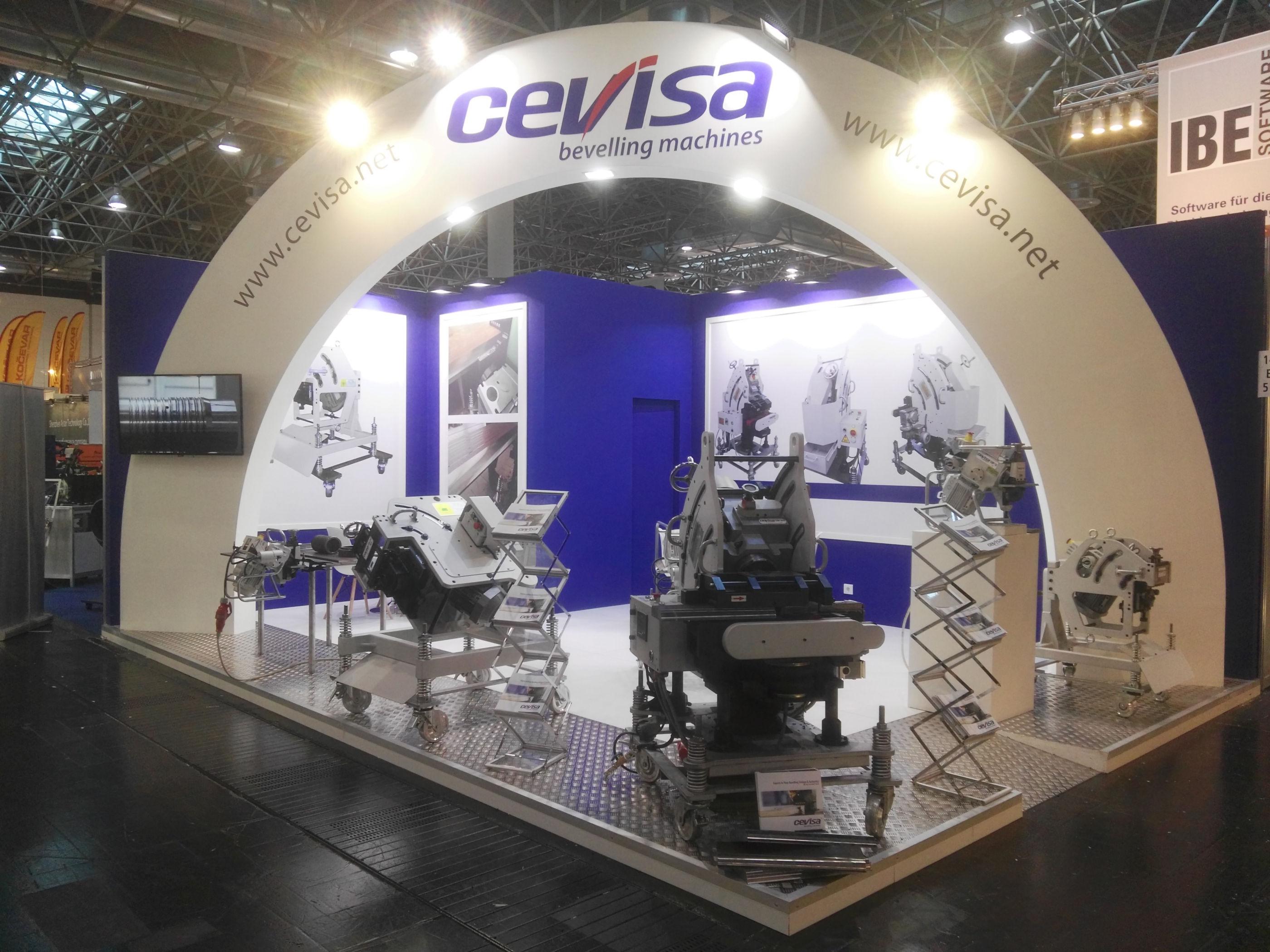 Nueva imagen corporativa de CEVISA