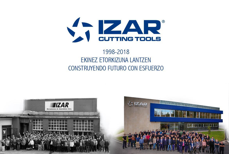 IZAR celebra sus últimos 20 años como S.A.L