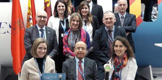 MTorres galardonado con el premio JEC Innovation Awards