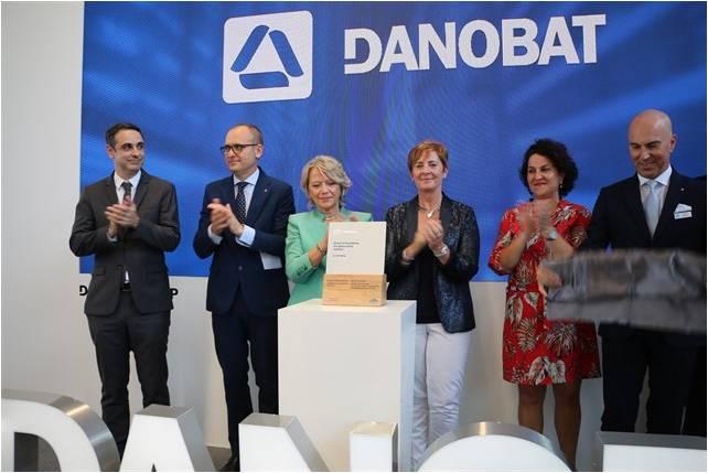 DANOBAT refuerza su presencia internacional con la apertura de una planta en Italia