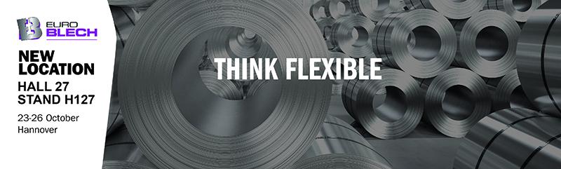 La flexibilidad y la digitalización son las apuestas principales de la División de transformación de chapa de DANOBAT en la feria EUROBLECH