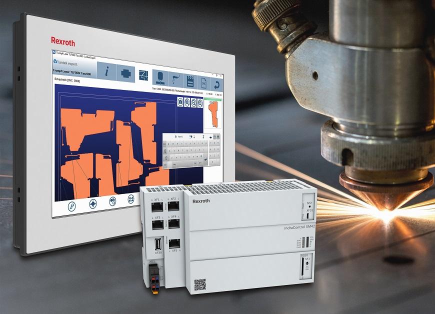 Bosch Rexroth integra LANTEK Expert Inside en su sistema de CNC MTX