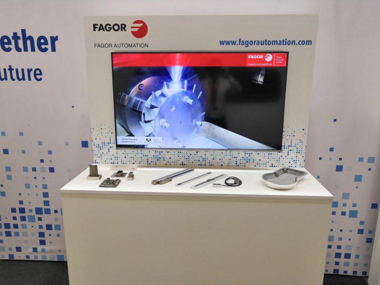 FAGOR AUTOMATION, tecnología aditiva en FORMNEXT 2018